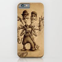 iPhone & iPod Case featuring #4 by Paride J Bertolin