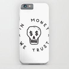 In Money We Trust iPhone 6 Slim Case