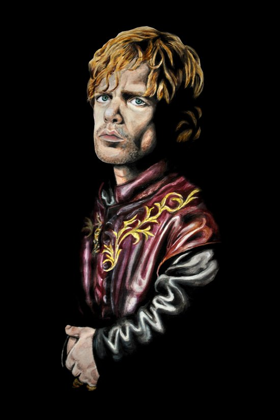 Tyrion Art Print