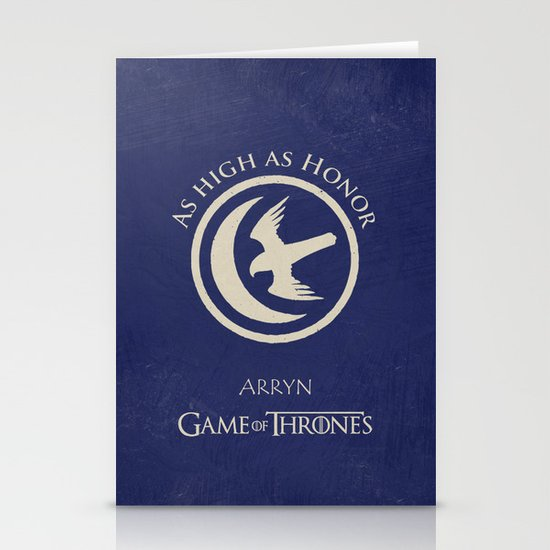 Game 13 Stationery Card