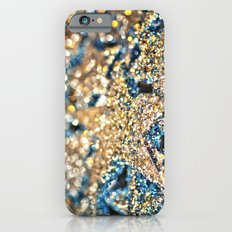 Starry Wishes and Bokeh Dreams... iPhone 6 Slim Case