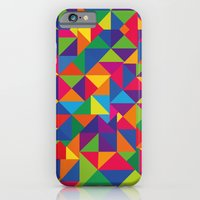 iPhone & iPod Case featuring Cores by Amarillo