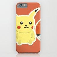 Paper Pika iPhone 6 Slim Case