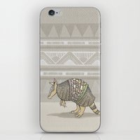 Abstract Armor iPhone & iPod Skin