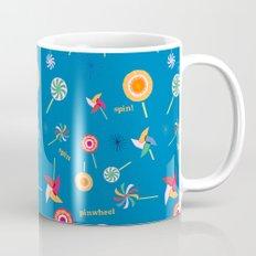 Spin! Pinwheel Spin! Mug