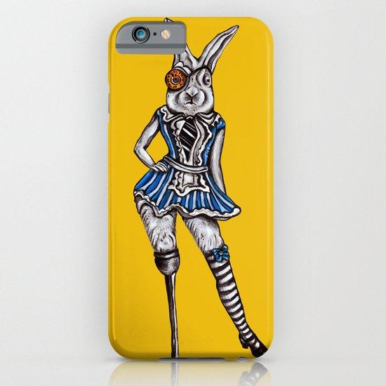 Alice Rabbit iPhone & iPod Case