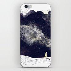 Dreaming of Tomorrow iPhone & iPod Skin