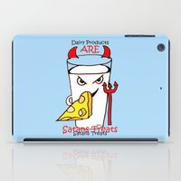 Lactose Intolerance  iPad Case