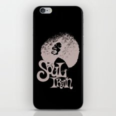 SOULTRAIN iPhone & iPod Skin