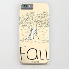 FALL in love iPhone 6 Slim Case