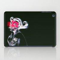 The Demon Queen iPad Case