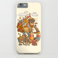 Circusbot iPhone 6 Slim Case