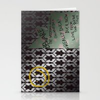 221 Beware Stationery Cards
