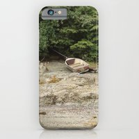 iPhone & iPod Case featuring Abandoned  by Christine Workman