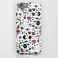 Day Of The Dead No.2 iPhone 6 Slim Case