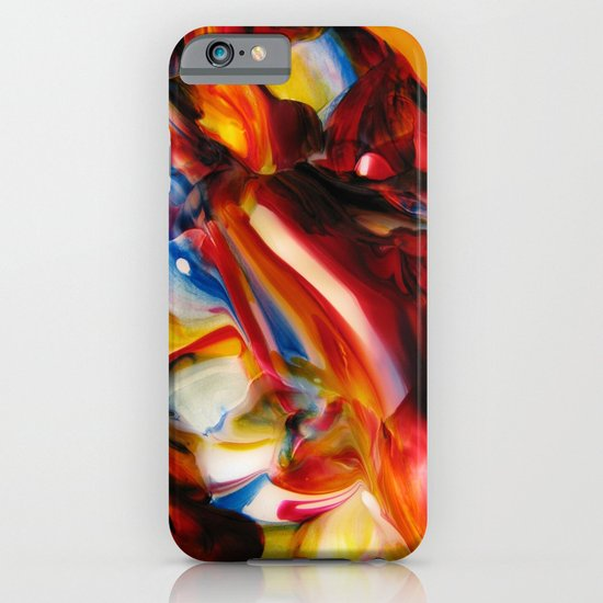 whirled piece iPhone & iPod Case