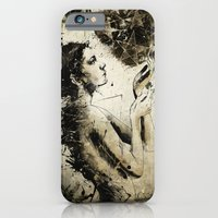 iPhone & iPod Case featuring 7 of Pentacles by Fresh Doodle - JP Valderrama