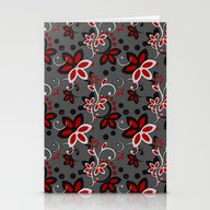 Floral Endeavors Stationery Cards