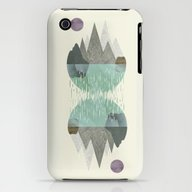 Waterfall iPhone (3g, 3gs) Slim Case