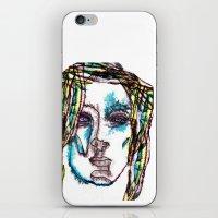 Edges iPhone & iPod Skin