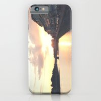 Sunset On The Arno iPhone 6 Slim Case