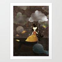 Arielle Art Print