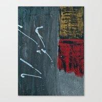 Synergy Canvas Print