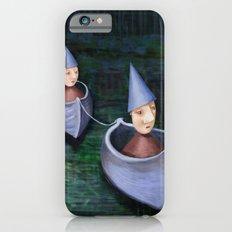 Drifting Down Stream iPhone 6 Slim Case