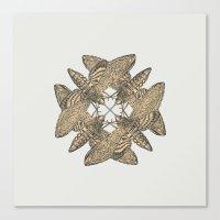 Motte Canvas Print