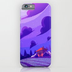 Campagne étoilée / Studed Countryside iPhone 6 Slim Case