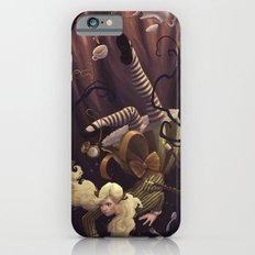 Alice Down the Rabbit Hole iPhone 6 Slim Case