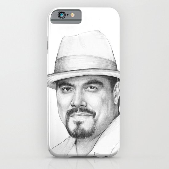 Angel Batista (DEXTER) iPhone & iPod Case