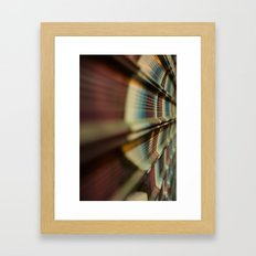Leading Lines #14 Framed Art Print
