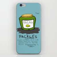 Packles iPhone & iPod Skin