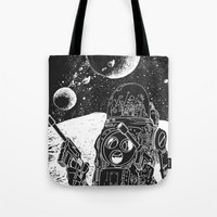 Duke Of The Moon Tote Bag