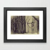 Legolas LOTR - The Noisy… Framed Art Print