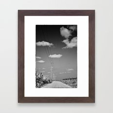 Okinawa: Land of Longevity  Framed Art Print