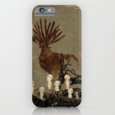 Princess mononoke spirits iPhone 6 Slim Case