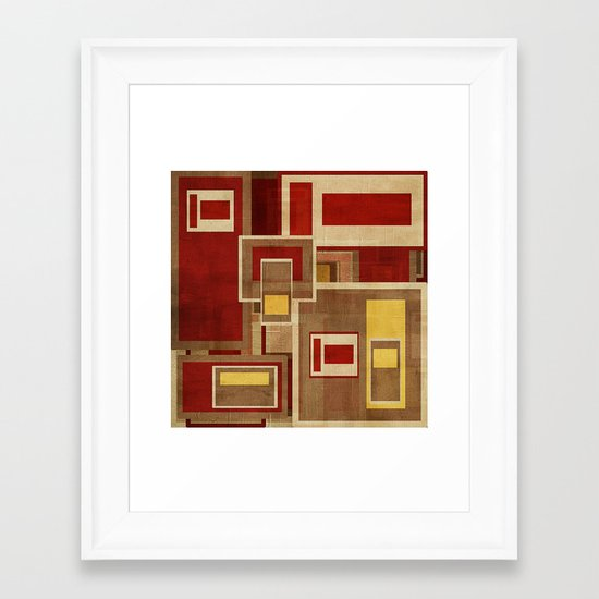 Textures/Abstract 93 Framed Art Print