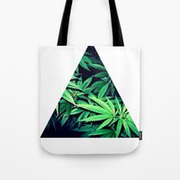 Smoke Weed Tote Bag