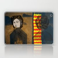 Coiffure For A Young Lad… Laptop & iPad Skin