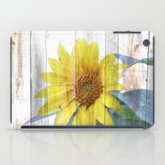Sunflower Glow iPad Case