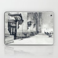 Laptop & iPad Skin featuring New York City Snow Globe by Vivienne Gucwa