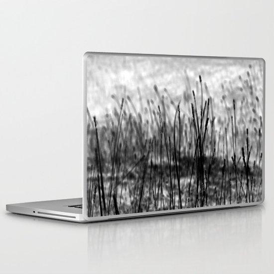 Walking in Shades of Gray Laptop & iPad Skin