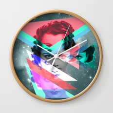 galactic implosion Wall Clock