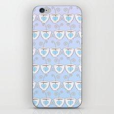 Broken Hearted Tea Cup iPhone & iPod Skin