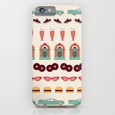 Meet me at the Diner iPhone 6 Slim Case