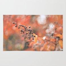 Autumn Berries Rug
