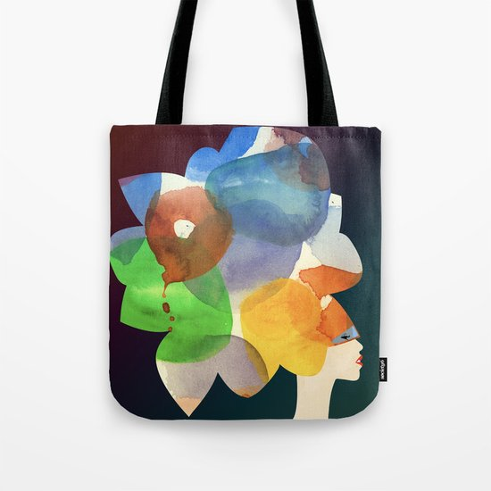 We Discovered Planets Tote Bag