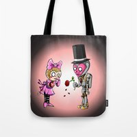 Rose For My Sad Valentin… Tote Bag